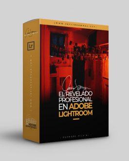 CURSO – El Revelado Profesional en Lightroom