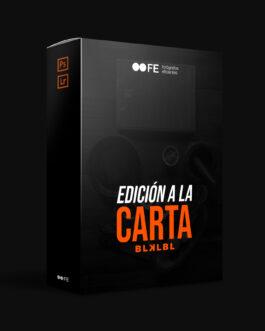 EALC – Edición A La Carta BL