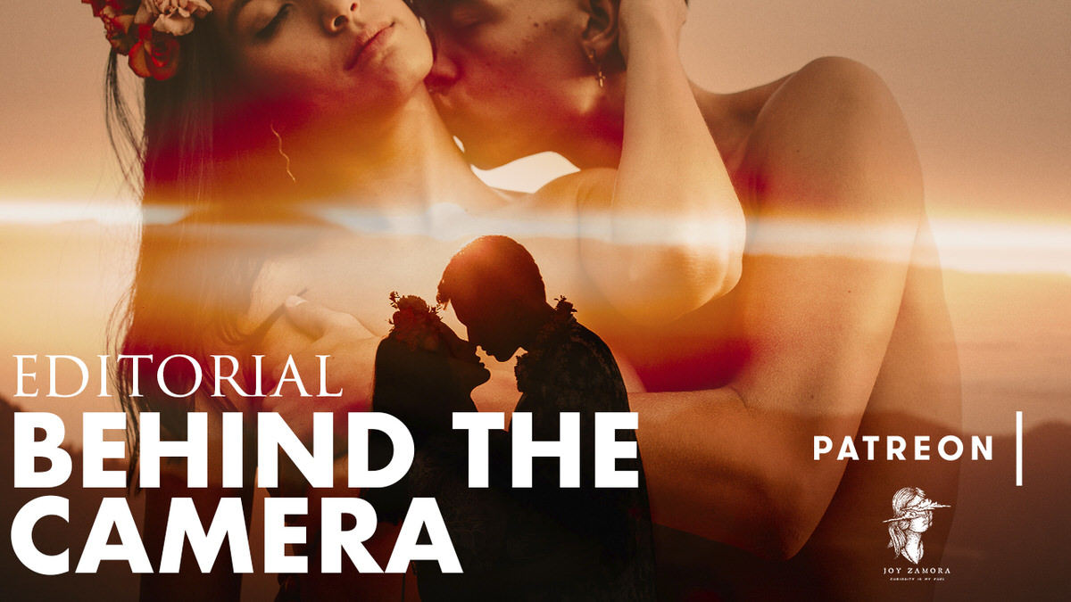 Lee más sobre el artículo Detrás de las cámaras   Sesión de pareja