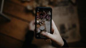 Cómo hacer fotos con el móvil