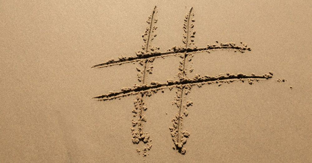 Hashtags populares para fotografía
